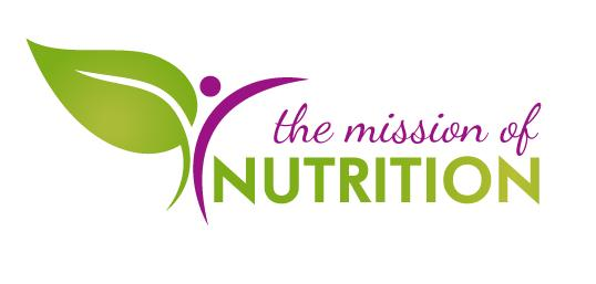 The Mission of Nutrition - Logo for Health Coach